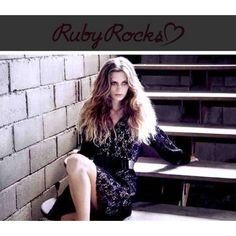 I can't wait for this #RubyRocks dress to be available! @RubyRocks