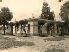 """""""La casa azul 1930 esquina calle Londres y Allende Coyoacán México."""