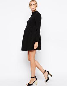 Maternity Little Black Dress from ASOS