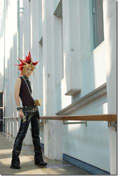 superb yugioh cosplay