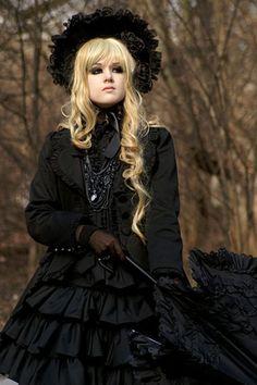 Inspirações históricas em lolita: A Era Vitoriana