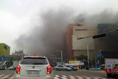 At least seven people were killed and two dozen injured in a #fire at a bus terminal near Seoul on Monday 26 May 2014, emergency officials said. It was the latest in a series of deadly #transport linked #accidents in South Korea which is still reeling from the loss of around 300 lives -- mostly #schoolchildren -- in a ferry #disaster last month.