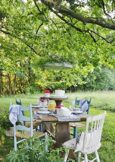 10 Outdoor Entertain
