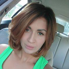 139 отметок «Нравится», 7 комментариев — Lora (@say_lora) в Instagram: «#hair#color#red#brown#followme#russia#moscow#»