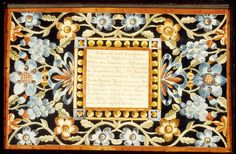 Works on Paper - Fraktur (Cutwork birth and baptismal certificate) Pennsylvania - 1802-1830 - Winterthur Museum