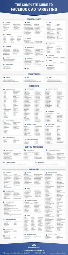 #Facebook Ad Targeting Guide! #SocialMedia #Marketing #Web #Online #Business #Entrepreneur #Startup #Content #Digital #Tech #Entreprise #Success #onlinebusiness #startup #entrepreneur #followback #onlinebusiness #startup #entrepreneur #followback #followb