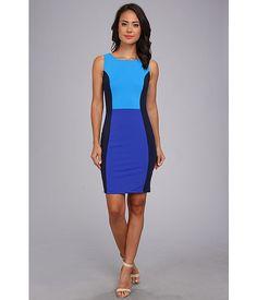 KAS New York Samantha Dress Color Block - Zappos.com Free Shipping BOTH Ways