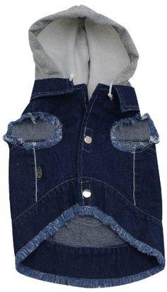 Dogit Hooded Denim Dog Jacket, Medium, Dark Blue Dogit,http://www.amazon.com/dp/B007D7PUGC/ref=cm_sw_r_pi_dp_h83Esb13X9EDN4TM