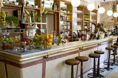 Café Murillo, un café detrás del Museo del Prado   Gastroeconomy