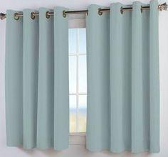 Bedroom Window Curtains Short Homeminimalis | Comforters, Curtains ...