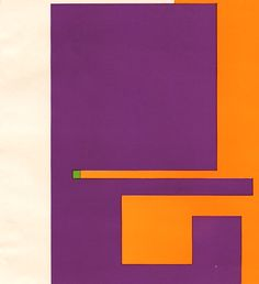 Bruno Munari. Silkscreen serigraph1956-57 http://decdesignecasa.blogspot.it