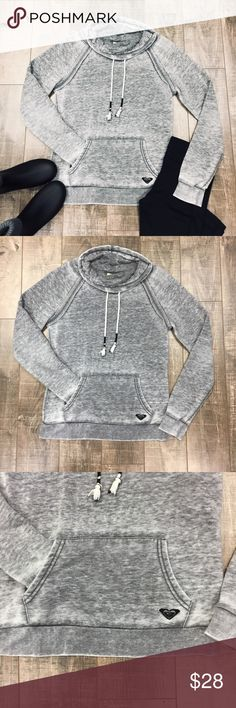 Cute European Style Sweatshirt Super soft and warm! No trades. Save 10% by bundling 2 or more regular priced items. Roxy Tops Sweatshirts & Hoodies