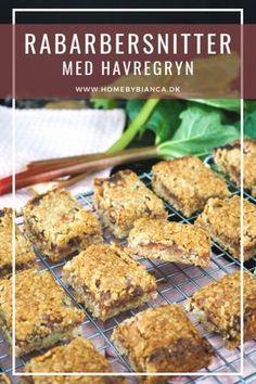 Yummy Snacks, Healthy Snacks, Yummy Food, Good Healthy Recipes, Healthy Baking, Danish Food, Simply Recipes, Coconut Recipes, How Sweet Eats