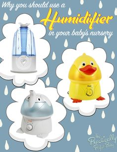 Learn why & how to use a humidifier in your baby's nursery! https://twitter.com/NeilVenketramen