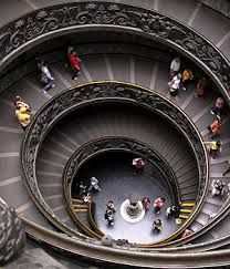 library of congress spiral staircase