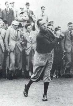 Walter Hagen won 11 major championships, including the PGA five times when it was contested at match play.  He was the first captain of the US Ryder Cup team and continued as its captain for the first six times the event was held, beginning in 1927 and ending in 1937.   Hagen won 45 times on the US professional tour and had 52 worldwide victories. However, he did something very important for the professional players.