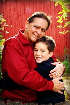 Tyler and Grandpa