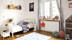 Tapety dla dzieci: sposób na modną aranżację