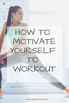 How To Find The Motivation To Workout If you have lost your motivation to workout these tips are for you. Working out consistently can be very hard, but there are small things that we can do to keep ourselves motivated. Workouts For Teens, Running Workouts, Pilates Workout, Easy Workouts, At Home Workouts, Pilates Fitness, Soccer Workouts, Workout Tips, Easy Weight Loss Tips
