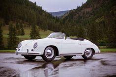 1956 Porsche 356 1500 GS Carrera Speedster – $1,000,000