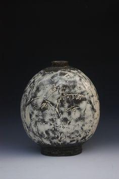 Lee Kang Hyo (1961 - ) vase