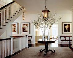 Open foyer. Open Staircase.