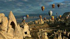 Cappadocian Balon - Göreme - Cappadocian Balon Yorumları - TripAdvisor