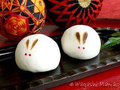 jouyo manju (rabbits, again)