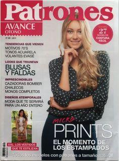 Mujeres y alfileres: Descargar Revista Patrones Nº329 en español