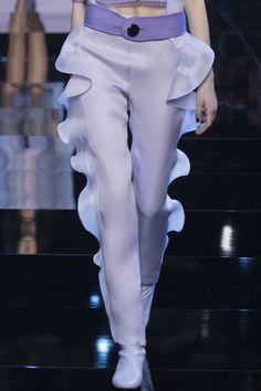 "forlikeminded: "" Giorgio Armani Prive | Haute Couture | Spring 2016 """