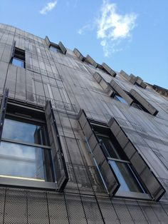 Haussmann Stories | Chartier-Corbasson architects