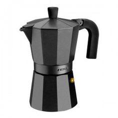 Italian Coffee Pot Monix M640012 (12 Cups) Aluminium