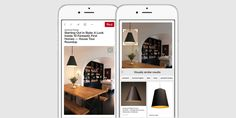 Pinterest is updating its mobile and Web apps today with an interesting new way to visually search for content.