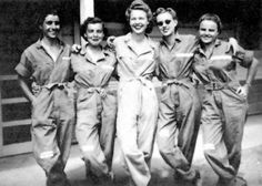 women of wwii | Women Pilots of World War-II