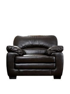 www.myhabit.com  With the right blend of functionality, style, quality and comfort, enhance your living space with this top-grain Italian leather chair that will stand beautifully along your accompanying furniture