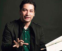 Andrés Orozco Estrada, el director de orquesta que llegó al cielo