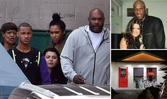 Lamar Odom comes out of coma and speaks to Khloe Kardashian about his children | Daily Mail Online