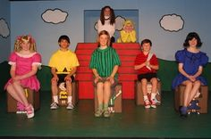 Costumes I made for Snoopy! The Musical! (B cast)