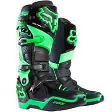 NEW FOX 2015 Instinct 2.0 LE Washougal MX Motocross Off Road Enduro Boots