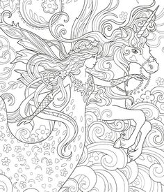 Dover Coloring Pages, Coloring Pages Nature, Garden Coloring Pages, Free Adult Coloring Pages, Cute Coloring Pages, Free Printable Coloring Pages, Coloring Books, Line Artwork, Colorful Pictures
