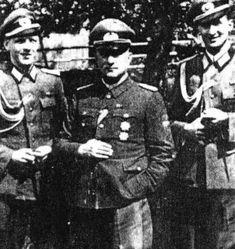 Boris Smyslovskiy - Chef du Sonderkommando P - Auxiliaires russes de la Wehrmacht