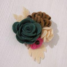 Broszki do zobaczenia na Dawanda lub na blogu #filc #broszka #broszki #komodapomyslow #handmade #diy #felt #feltidea #feltflower #flower Band, Floral, Rings, Flowers, Accessories, Jewelry, Sash, Jewlery, Jewerly