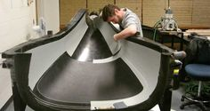 Game-changing Research: Composites Enable Icy Flights