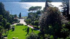 Italian in spirit but Swiss in name, Ticino presents travelers with politeness, white-glove service, sunbathing elites and an opportunity to stay in Villa Castagnola, a former residence of the czars.