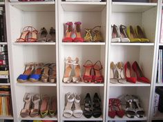 Accessories: Moving from Winter to Summer Shoes…Liberty London Girl