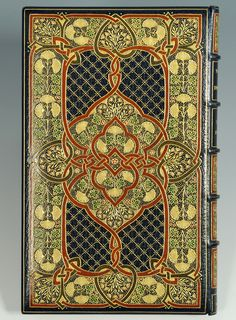 "treasures-and-beauty: "" 1807 Byron book, Cosway binding, Sangorski & Sutcliffe "" Book Cover Art, Book Cover Design, Book Design, Book Art, Vintage Book Covers, Vintage Books, Old Books, Antique Books, Medieval Books"