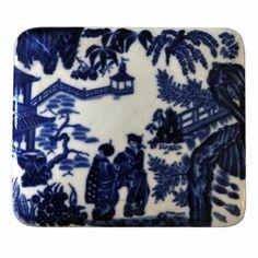 Blue Willow Box
