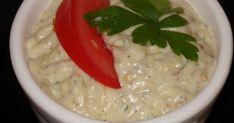 Aceasta reteta corespunde zilelor de proteine     Am descoperit reteta intamplator pe blogul unei Doamne din Targul Mures - Kalandok a konyh... Rina Diet, Dukan Diet, Mole, No Cook Meals, Recipies, Deserts, Healthy Recipes, Healthy Meals, Health Fitness