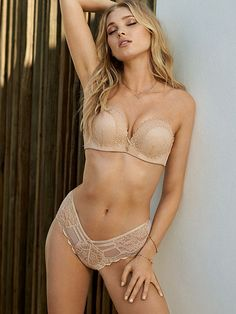 e86d5d3181 Add-2-Cups Multi-Way Push-Up Bra Victoria Secret Underwear