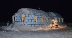 Lake of the Woods, Minnesota Tourism | The Igloo Bar on Lake of the Woods